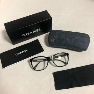 Chanel Glasses with Rx Lenses